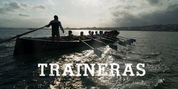 Traineras Euskadi
